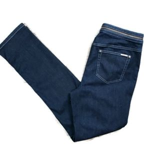 Chico's black label size 0.5 vanity sized jeans